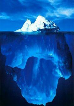 groote ijsberg!!!