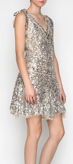 Sequin Shimmy Dress