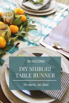 30-Second DIY Shibor