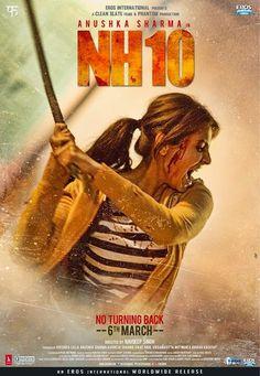 NH10 2015 Hindi DVDRip 300mb ESub   Hit Movies 2