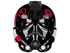 *PRE-ORDER* STAR WARS Iden Versio Inferno Squad Commander 1:1 Scale Wearable Helmet By Anovos Productions, LLC