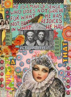 SUZAN BUCKNER: art journal