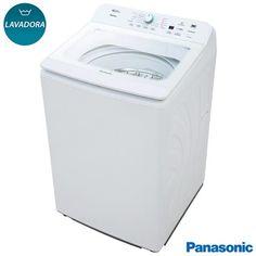 Imagem para Lavadora de Roupas 16 Kg Panasonic com 16 Programas de Lavagem Branco -  NA-FS160G3W a partir de Fast Shop