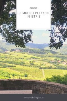 De mooiste plekken en bezienswaardigheden in Istrië Kroatië Croatia Travel Guide, Cities In Europe, Ultimate Travel, Montenegro, Solo Travel, Where To Go, Travel Inspiration, Traveling By Yourself, Travel Destinations