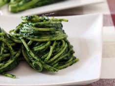 Spaghetti con cavolo nero, ricetta primi piatti