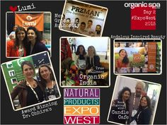 Day 2: #ExpoWest 2015