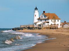Cove Point Lighthouse Solomons Maryland Image