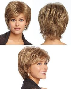 39 Hottest Very Short Hairstyles for Women - Short Hair Styles Hair Styles For Women Over 50, Haircut Styles For Women, Short Haircut Styles, Short Hair Cuts For Women, Medium Hair Cuts, Medium Hair Styles, Curly Hair Styles, Chic Short Hair, Very Short Hair