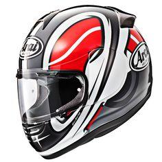 Arai Helmets - JPmotorcyclehelmet: Motorcycle Helmet, Parts & Accessories Arai Helmets, Motorcycle Helmets, Decal, Racing, Sport, Accessories, World, Hard Hats, Running