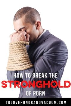 If you feel stuck in a porn addiction, how do you break that stronghold? How do we fight temptation towards porn–or towards temptation in general? #fightingtemptation #recoveringfrompornaddiction #overcoming #marriageandporn #tolovehonorandvacuum Sexless Marriage, Biblical Marriage, Successful Marriage, Marriage Advice, Feeling Stuck, How Are You Feeling, Low Libido In Men, How To Handle Conflict, Spiritual Disciplines