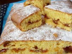 Воздушный и безумно вкусный пирог на скорую руку