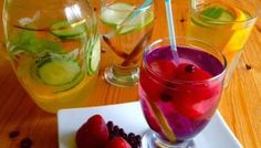 3 Fat-Flushing Infused Water Recipes  http://patricialee.me