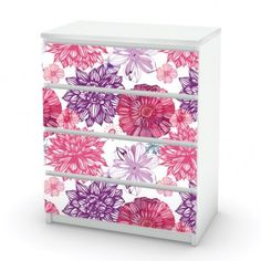 Color Flowers Ikea Cover.