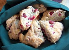 Another great Christmas breakfast idea.  These combined with the Eggnog scones would serve the whole crowd.