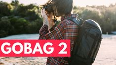 The GoBag 2 has many innovative features which are not available on other bags. Such as the Max Pack System that enables you to vacuum compress your gear. or the 2-meter perimeter zip enabling unrivaled access to your gear, with the main compartment able to open 6 different ways.  #backpacksandbags Enabling, Latest Video, Backpacks, Zip, Youtube, Bags, Handbags, Backpack, Youtubers