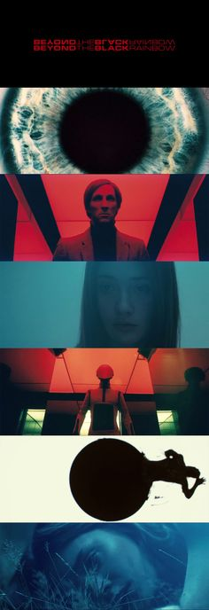Beyond The Black Rainbow (2010) I have no clue about anything about this movie… But these visuals are very nice