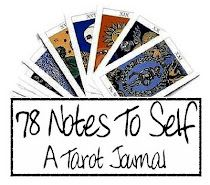 78 Notes to Self: A Tarot Journal - An excellent resource.