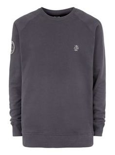 JOG ON Grey Super Soft Sweatshirt*