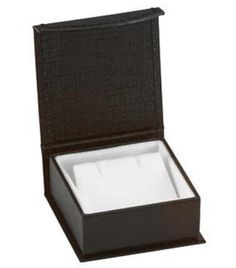 Black Contemporary Collection Earring Box...(ST61-1021:100000:T).! Price: $9.99 #earringbox #jewelrybox