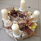 Prírodný veniec -25cm / anad333 - SAShE.sk - Handmade Dekorácie