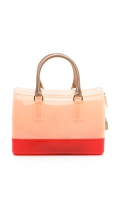 doesn't this satchel look like it's made of candy??