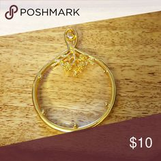 Magnifying glass Pendant Jewelry Necklaces