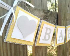 neutral baby shower ideas