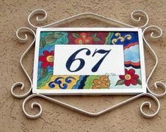 Número Residencial Mayra