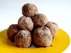 Receta: Trufas de chocolate - Facilísimo - Vídeo receta (Paso a paso)