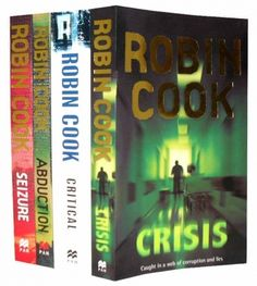 Robin Cook is the master of the Medical Thriller.