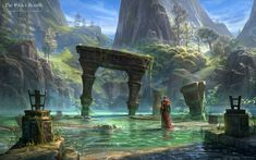 Breathtaking MMO Landscapes - MMOs.com