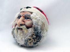 Santa Miniature Sculpture