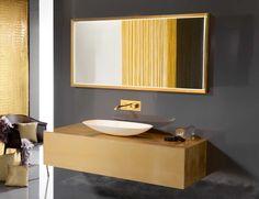 Ambiance Bain Eden 140 Modular Designer Bathroom Vanity in Lacquer