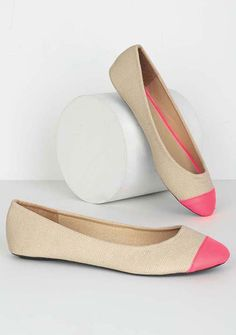 Lucky Ballerina Flat at Alloy - Looks just like the Kate Spade version for a couple hundred less :)