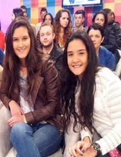 Fátima Bernardes recebe a visita das filhas gêmeas no 'Encontro'   Notas TV - Yahoo! TV.´´programa de 29 de julho´´