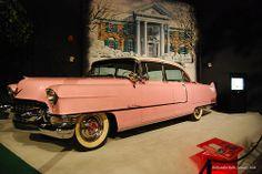 Elvis' Pink Cadillac at Graceland | Flickr - Photo Sharing!