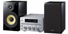 Sony CMTG1BIP Hi-Fi Sound System with DAB Radio and airplay but no dock: Amazon.co.uk: TV