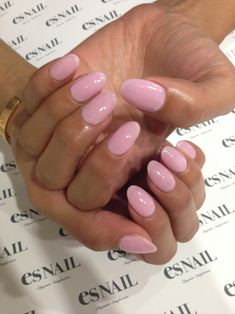 THESE NAILS ARE GORGEOUS AND PERF!!! I loooovvveeee the almond shaped acrylic nails but most people get them super long & sharp, and it's really tacky. This is short and sweet!!