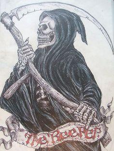 """Grim Reaper - """"Reeper"""""""