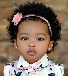 Cute Baby Hairstyles Extraordinary So Adorable Taytake  Httpsblackhairinformationhairstyle