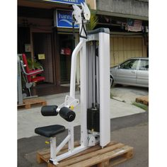166 Best Lat Pulldown Images In 2019 Exercise Equipment Lat