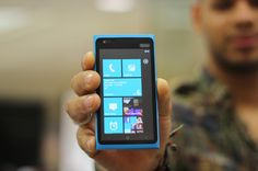 Hands-On With The AT Nokia Lumia 900!