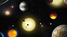 NASA has discovered 1,284 new planets. It's the largest finding of planets at one time and double the number of previously confirmed planets from the Kepler mission.