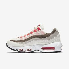 new styles 84ef3 59e26 Nike Air Max 95 Og Womens Sail Phantom Light Iron Ore Ember Glow Sale  Outlet Air