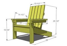 Chairs for fire pit area