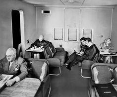 O Boeing 314 clipper (interior)