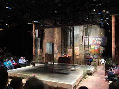 Cardboard Piano. Actors Theater of Louisville, Humana. Scenic design by William Boles. 2016