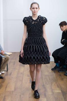 Comme des Garçons Noir Automne/Hiver 2015, Womenswear - Défilés (#21270)