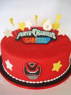 power rangers birthday cake - Google Search