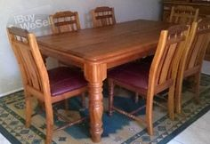 http://www.ibuywesell.com/en_AU/item/Dining+Table+Melbourne/67557/